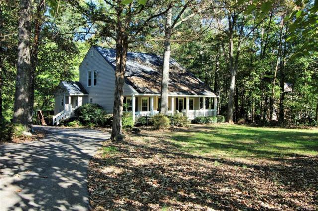 2704 Ridgeview Road, Powhatan, VA 23139 (#1836714) :: Abbitt Realty Co.