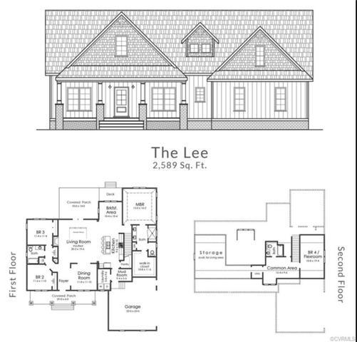 3687 Greytree Place, Powhatan, VA 23139 (MLS #1836763) :: The RVA Group Realty