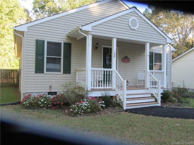 138 Huckleberry Drive, Hartfield, VA 23071 (#1836833) :: Abbitt Realty Co.