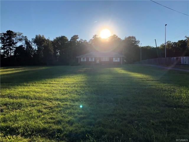 7120 Jefferson Davis Highway, Ampthill, VA 23237 (MLS #1836859) :: EXIT First Realty