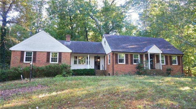 101 Stonehill Drive, Chesterfield, VA 23236 (#1836912) :: Abbitt Realty Co.