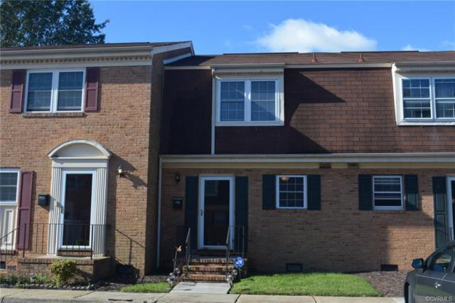 210 Walnut Boulevard #14, Petersburg, VA 23805 (MLS #1837087) :: EXIT First Realty