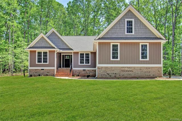 17 Preston Park Way, Sandy Hook, VA 23153 (#1837109) :: Abbitt Realty Co.