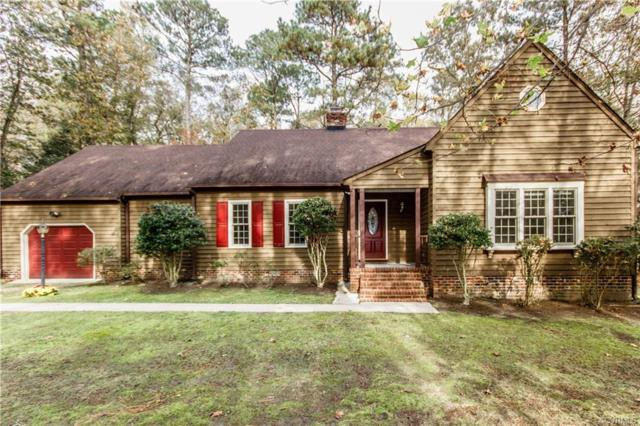 5730 Deep Forest Road, North Chesterfield, VA 23237 (#1837115) :: Abbitt Realty Co.