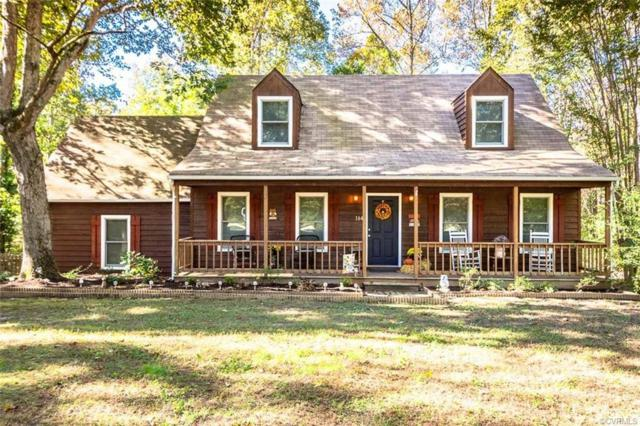164 Beaver Creek Road, King William, VA 23086 (#1837131) :: Abbitt Realty Co.