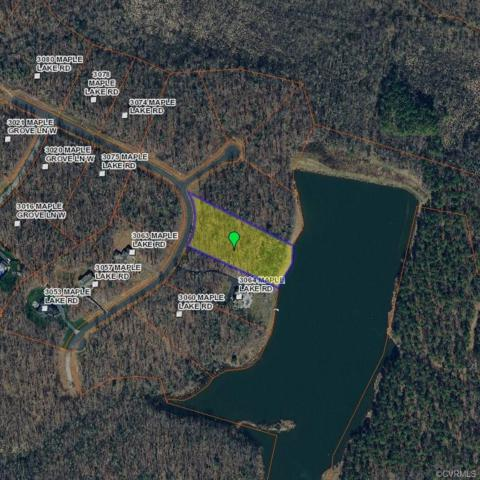 3068 Maple Lake Road, Powhatan, VA 23139 (#1837164) :: Abbitt Realty Co.