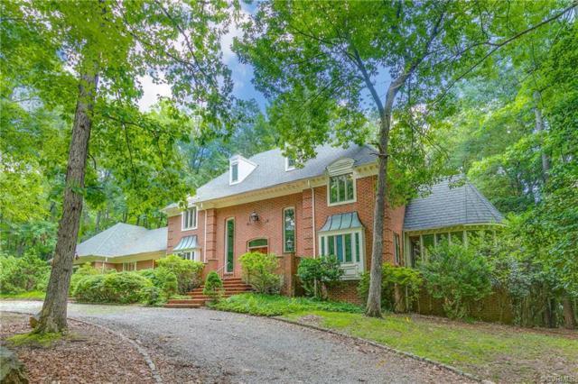2701 Wicklow Lane, Chesterfield, VA 23236 (MLS #1837219) :: Chantel Ray Real Estate