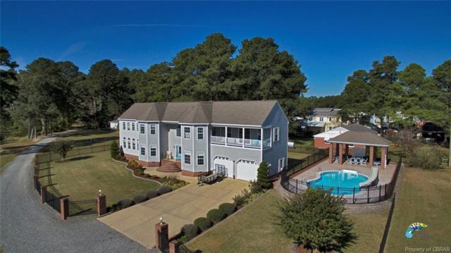 7833 Tillage Estate Lane, Gloucester Point, VA 23062 (#1837246) :: Abbitt Realty Co.