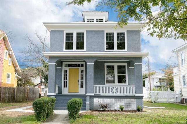 3117 Woodrow Avenue, Richmond, VA 23222 (#1837318) :: Abbitt Realty Co.