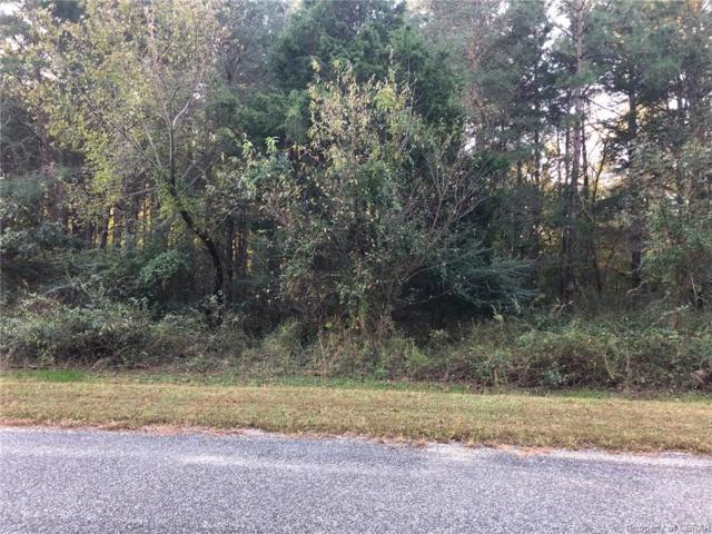 LOTS 87+88 Cubitt Creek Road, Heathsville, VA 22473 (#1837406) :: Abbitt Realty Co.