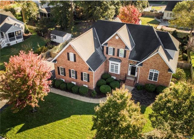9364 Barnescrest Drive, Mechanicsville, VA 23116 (#1837474) :: Abbitt Realty Co.