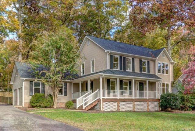 8216 Buford Oaks Drive, North Chesterfield, VA 23235 (#1837499) :: Abbitt Realty Co.
