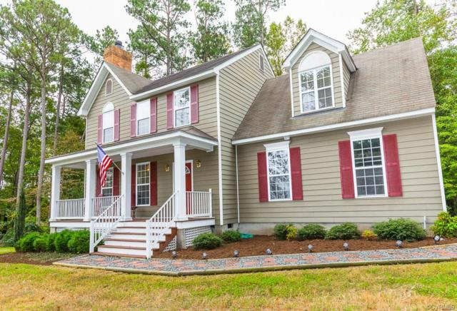 1806 Custis Millpond Road, West Point, VA 23181 (MLS #1837523) :: EXIT First Realty