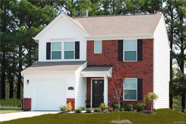 1000 Jessup Meadows Drive, Chesterfield, VA 23234 (#1837631) :: Abbitt Realty Co.