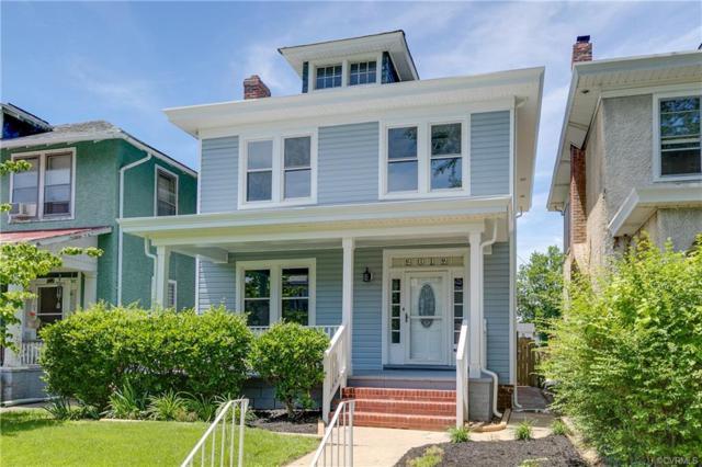 2812 Hanes Avenue, Richmond, VA 23222 (#1837735) :: Abbitt Realty Co.