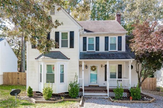 6163 Retreat Hill Lane, Mechanicsville, VA 23111 (MLS #1837742) :: EXIT First Realty