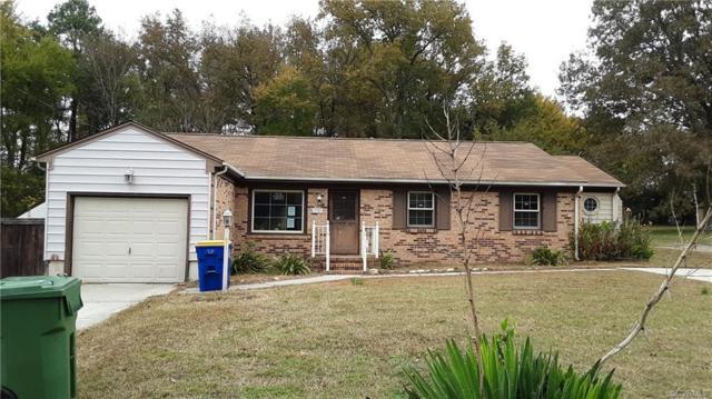 3307 Sussex Drive, Hopewell, VA 23860 (#1837812) :: Abbitt Realty Co.