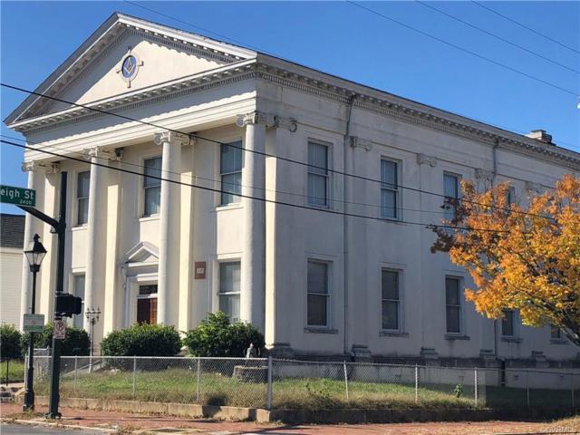 520 N 25th Street, Richmond, VA 23223 (#1837814) :: Abbitt Realty Co.