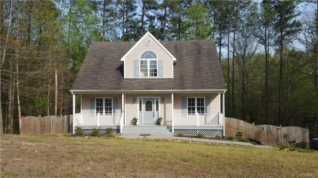178 Courtney Lane, Aylett, VA 23009 (#1837926) :: Abbitt Realty Co.