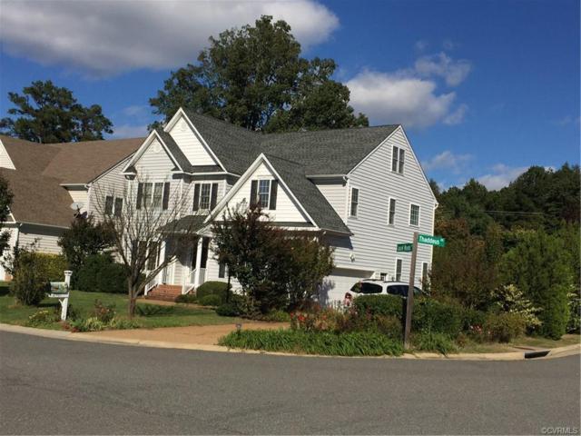 2901 Laurel Woods Lane, Henrico, VA 23233 (#1837969) :: Abbitt Realty Co.