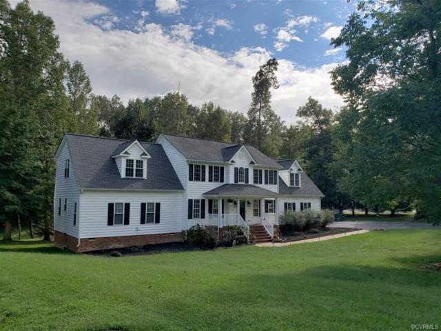 5425 White Oak Circle, Sandston, VA 23150 (#1837982) :: Abbitt Realty Co.