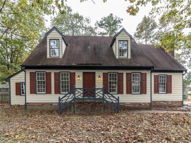3501 Mineola Drive, Chesterfield, VA 23831 (#1838003) :: Abbitt Realty Co.