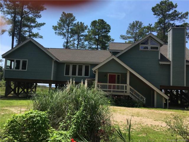 871 Gum Thicket, Gwynn, VA 23066 (MLS #1838094) :: Chantel Ray Real Estate