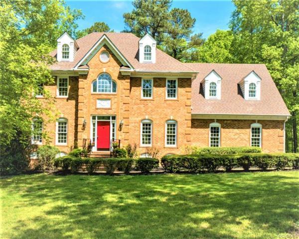 14330 Sylvan Ridge Road, Chesterfield, VA 23838 (#1838116) :: Abbitt Realty Co.