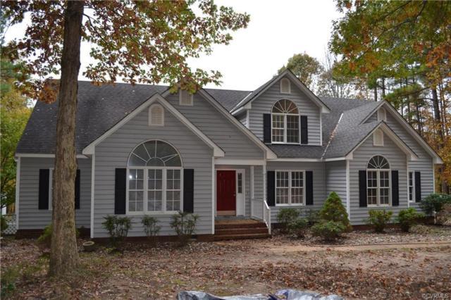 1665 Wildwood Shores Drive, Powhatan, VA 23139 (#1838120) :: Abbitt Realty Co.