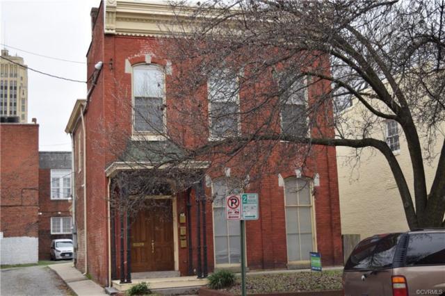 213 E Clay Street, Richmond, VA 23219 (MLS #1838141) :: RE/MAX Action Real Estate