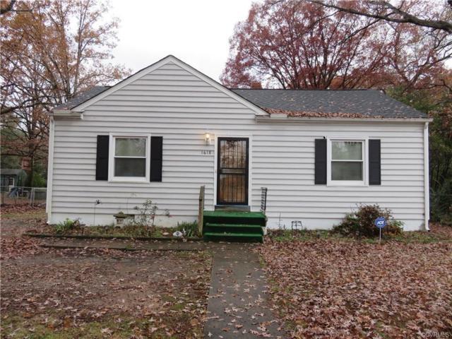 1618 Catalina Drive, Richmond, VA 23224 (#1838169) :: Abbitt Realty Co.