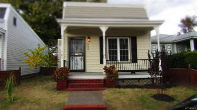 326 Hunt Avenue, Richmond, VA 23222 (#1838189) :: Abbitt Realty Co.
