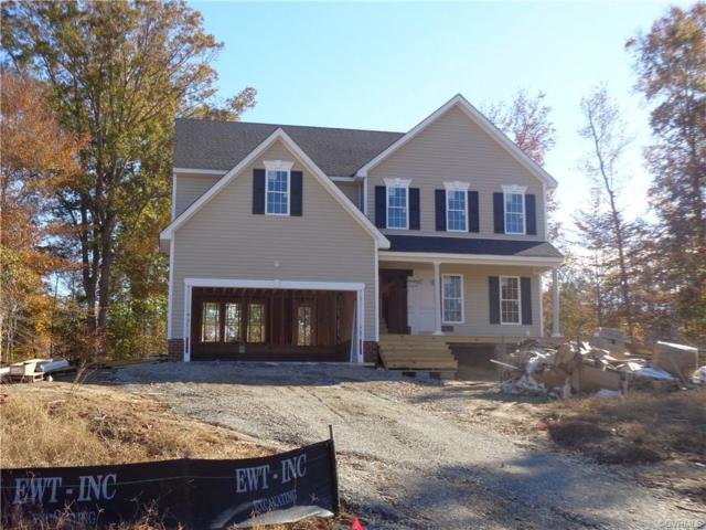 11487 Oakfork Drive, New Kent, VA 23124 (MLS #1838196) :: RE/MAX Action Real Estate