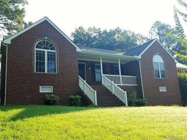 7284 Hill View Drive, Mechanicsville, VA 23111 (#1838209) :: Abbitt Realty Co.