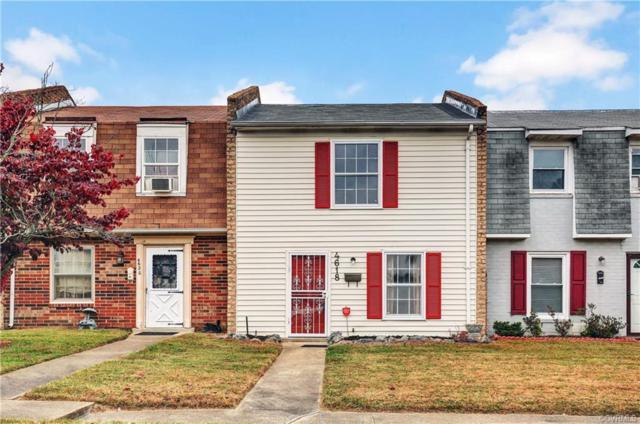 4618 Coldstream Drive #4618, North Chesterfield, VA 23234 (MLS #1838222) :: RE/MAX Action Real Estate