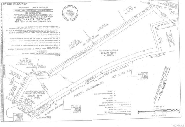 TBD Richmond Tappahannock Hwy, Aylett, VA 23009 (MLS #1838274) :: Small & Associates