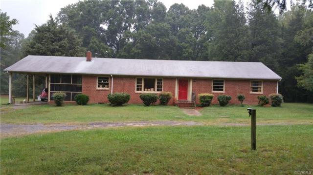 50 Sadie Drive, Goochland, VA 23103 (MLS #1838319) :: EXIT First Realty