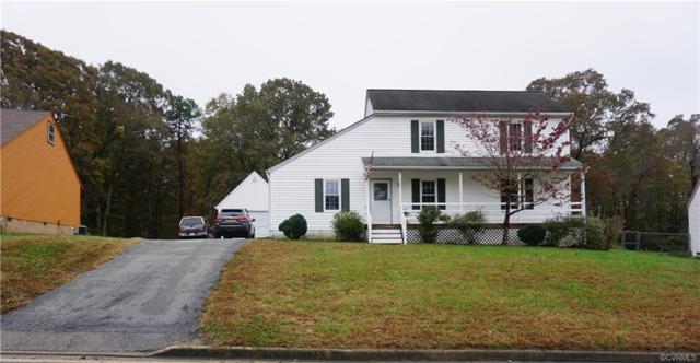 3401 Summerbrooke Drive, Chesterfield, VA 23235 (#1838327) :: Abbitt Realty Co.