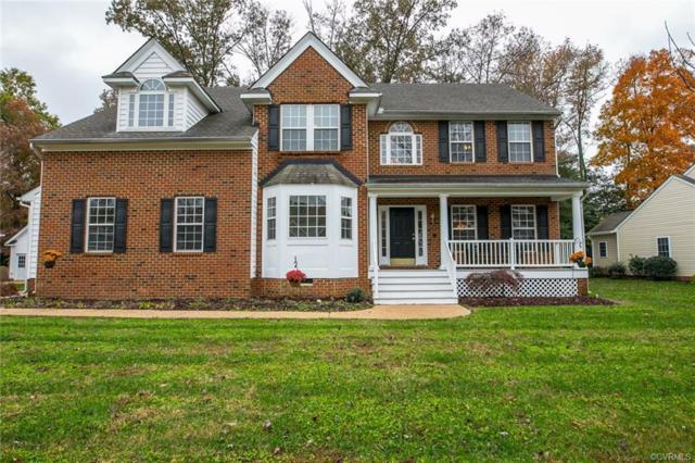 8737 Hughesland Road, Mechanicsville, VA 23116 (MLS #1838360) :: RE/MAX Action Real Estate
