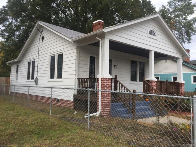 2219 Gordon Avenue, Richmond, VA 23224 (#1838428) :: Abbitt Realty Co.