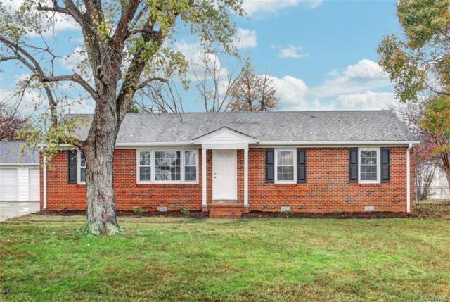 7247 Sandy Circle, Mechanicsville, VA 23111 (#1838459) :: Abbitt Realty Co.