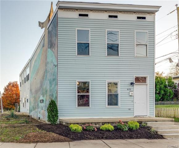 611 China Street, Richmond, VA 23220 (MLS #1838472) :: Small & Associates