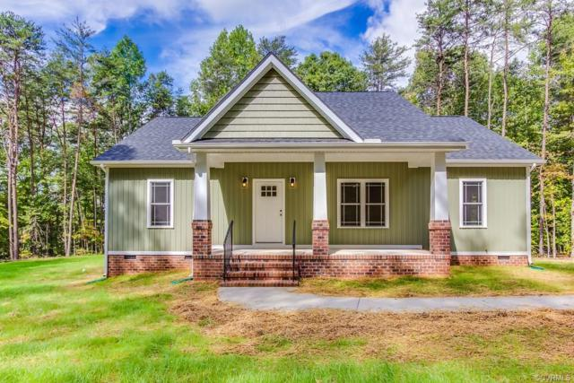 5420 Old Columbia Road, Goochland, VA 23063 (MLS #1838484) :: EXIT First Realty