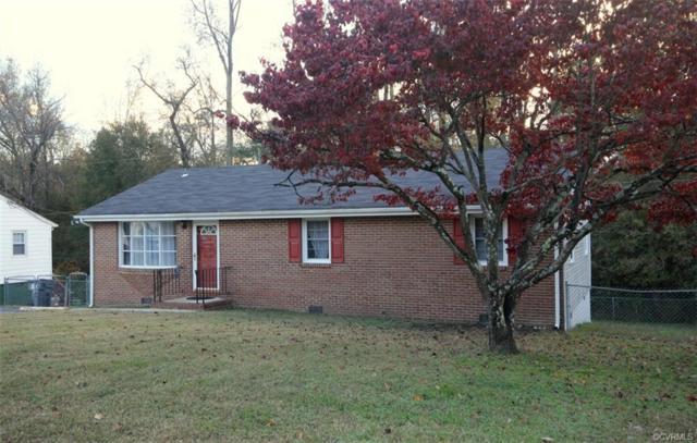 20508 Ravensbourne Drive, South Chesterfield, VA 23803 (#1838515) :: Abbitt Realty Co.