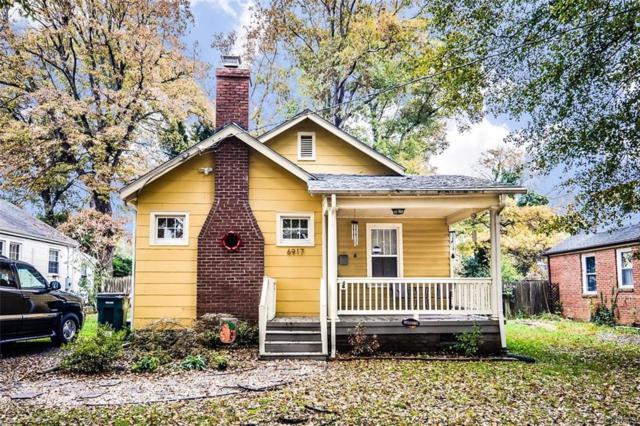 6917 Woodrow Terrace, Henrico, VA 23228 (#1838546) :: Abbitt Realty Co.
