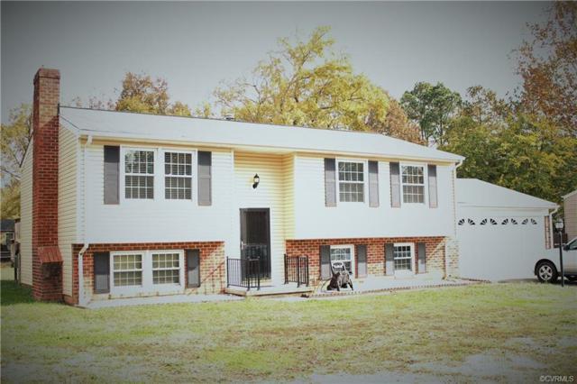 9432 Reams Road, North Chesterfield, VA 23236 (#1838550) :: Abbitt Realty Co.