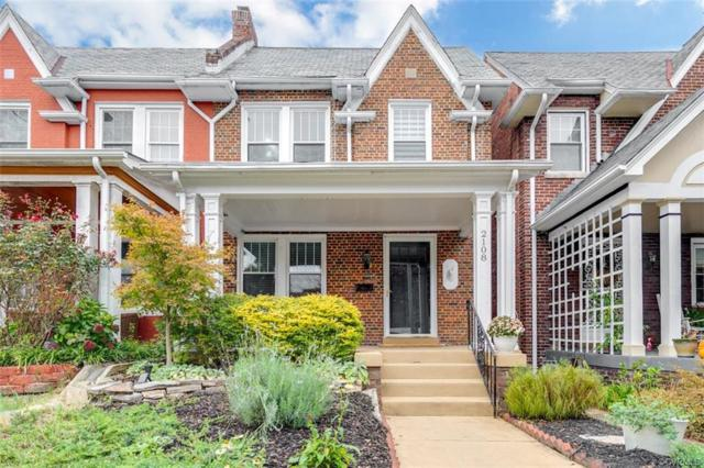 2108 Maplewood Avenue, Richmond, VA 23220 (MLS #1838583) :: EXIT First Realty