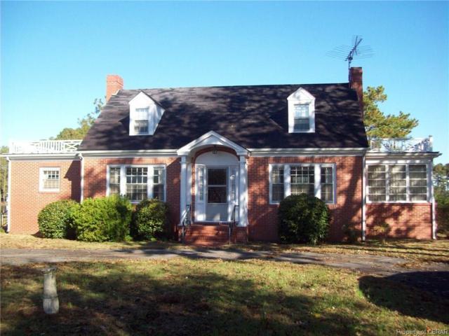 477 Rains Lane, Bohannon, VA 23021 (MLS #1838590) :: Chantel Ray Real Estate