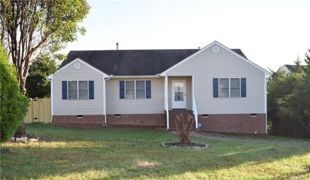7201 Andersons Forge Court, North Chesterfield, VA 23225 (#1838608) :: Abbitt Realty Co.