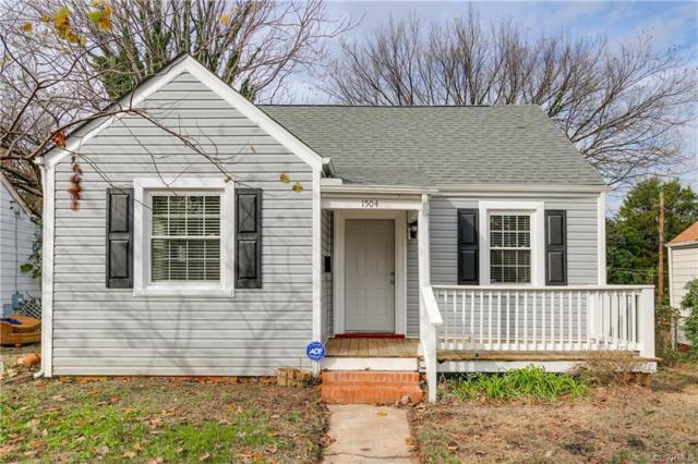 1504 Georgia Avenue, Richmond, VA 23220 (MLS #1838659) :: Small & Associates
